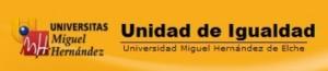 Unidad de Igualdad UMH