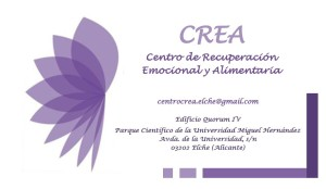 Tarjeta CREA