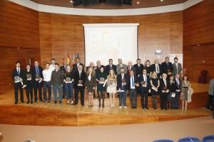 Entrega Premios Consejo Social