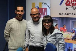181114 Ramon Canovas y Mario Abril en Rec Radio (2)