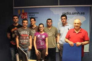 140515 Programa FIN DE SEMANA CON ANTONIO SEMPERE