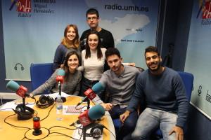 010316 Programa MAGACÍN BUENOS DÍAS UMH (1)