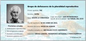 090616 Programa LA CONTRAPORTADA (Socio honorífico)
