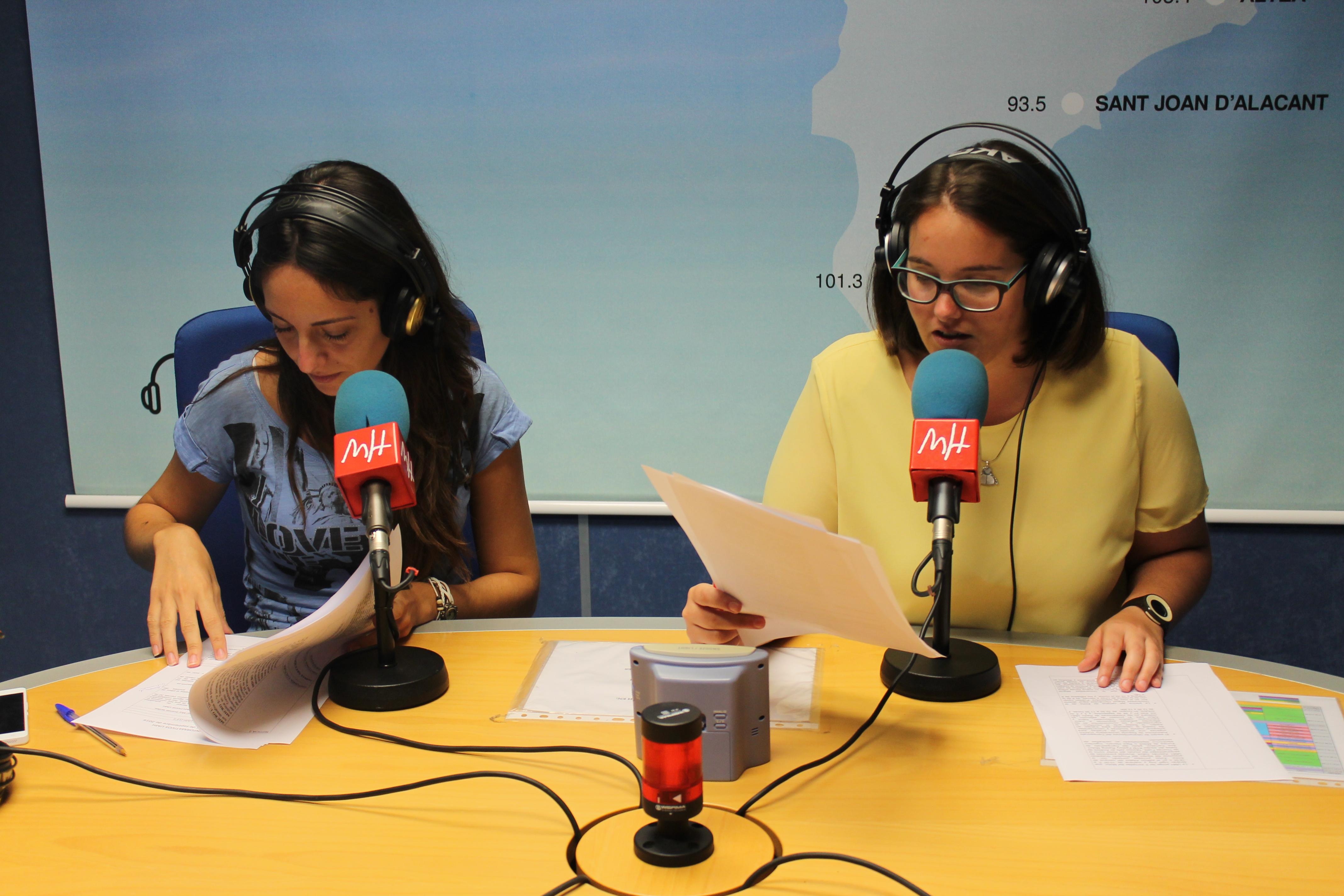 Radio umh informativos umh for Oficina prop elche