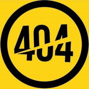 Programa ERROR 404