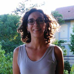 Mábel Rodríguez en Caminando por la Ciencia