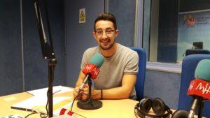 Adrián Seguí en el programa Pilla Uno del 19 de octubre de 2017